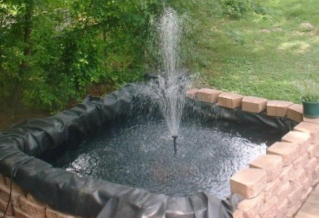 Bahçe Süs Havuzu Modelleri Bahçe Süs Havuzu Branda Fiyatları
