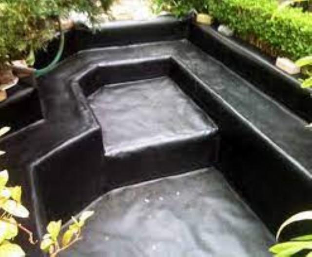 Bahçe Süs Havuzu Yapımı Süs Havuzu Brandası