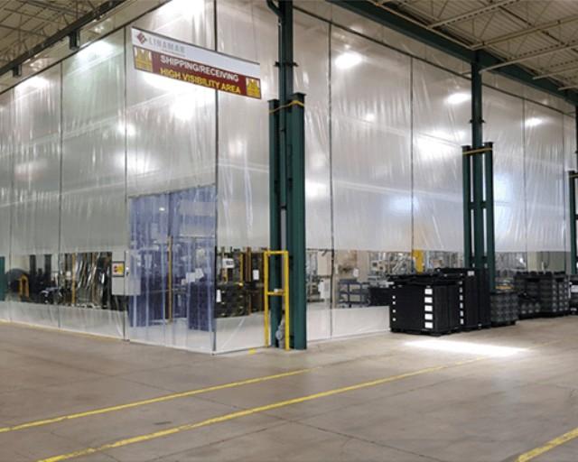 Fabrika İçi Bölme Sistemleri