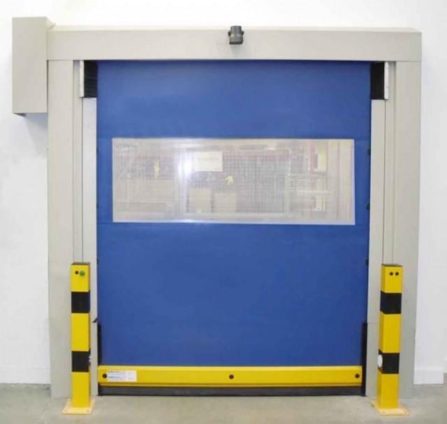 Hızlı Pvc Sarmal Kapı Sistemleri