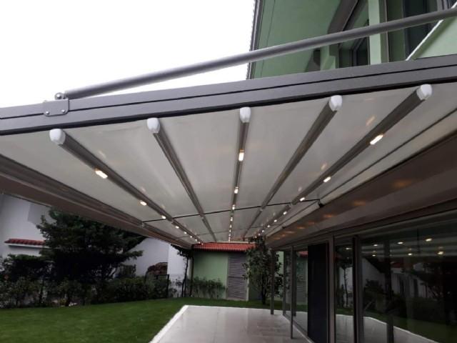 Işıklı Otomatik Tente Sistemleri