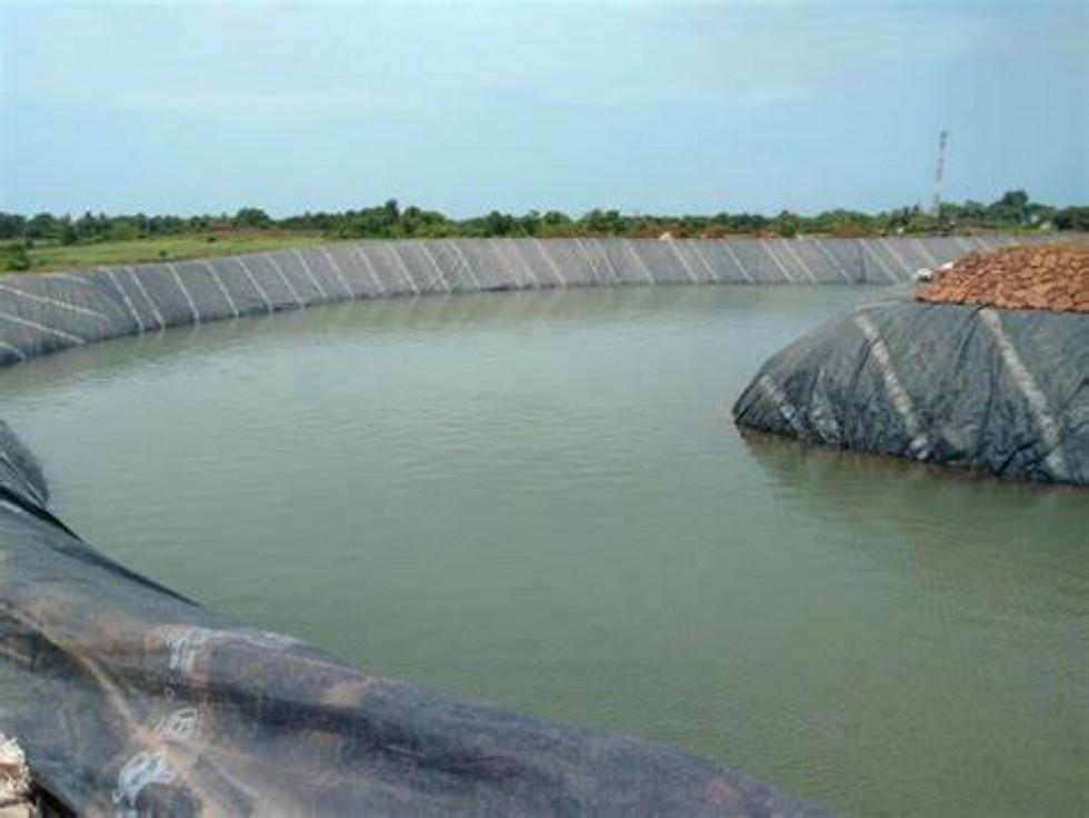 Sulama Kanalı Brandası